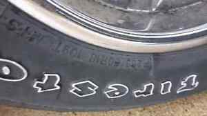 Six bolt 18 inch rims and tires  Cambridge Kitchener Area image 3