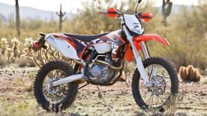 **WANTED** 2012 or newer KTM EXC 350-500