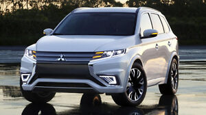 2016 Mitsubishi Outlander AWC SE SUV- Cash Incentive