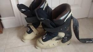 Mens 8-1/2 Dalbello ski boots