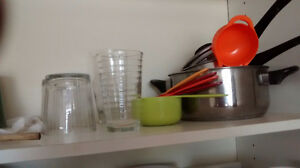 Everything you need for your new Kitchen except the food