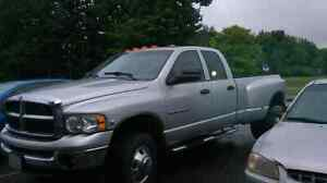Dodge ram 3500 cummins diesel 5,9l 2004