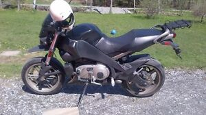 Buell xb12x special 3800$