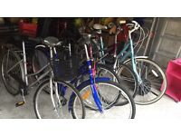 5 family bikes
