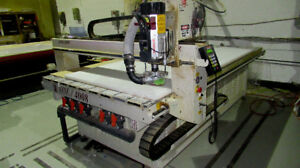 AXYZ CNC Router Model 4008 - Year - 2006