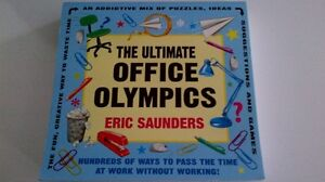 The Ultimate OFFICE OLYMPICS Kitchener / Waterloo Kitchener Area image 1