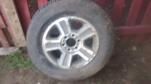 17 inch then for a ford truck 2003