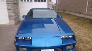 91 camaro rs for sale