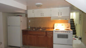 Apartment for rent, all included, college and brock