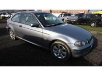 2004 04 BMW 3 SERIES 1.8 316TI SE 3D 114 BHP