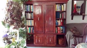 bibliothèques, étagères