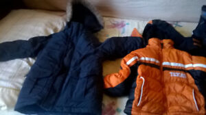boy 3 years fall and winter clothes