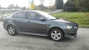 2009 Mitsubishi lancer  Certified and Etested