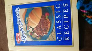 Lipton classic recipe book