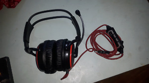 (Adjustable) Headset for PS4