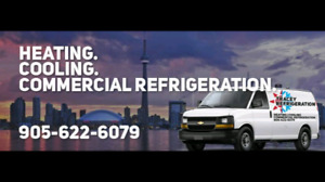 Tracey Refrigeration/Air conditioning