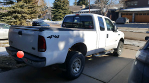 2002 Ford F-350 superduty 4WD