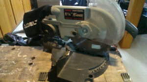 Portable Cut-Off Saw, with Blade