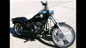 2007 Harley Night Train MINT.