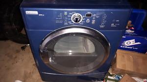 Maytag EpicZ  Dryer with moisture sensor.