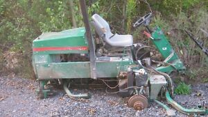 RANSOM GOLF COURSE MOWER MACHINE PARTS ONLY NO ENGINE