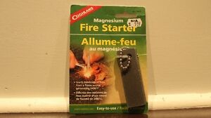 Coghlan's Magnesium Fire Starter West Island Greater Montréal image 1