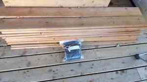 Patio /Hot Tub Deck Blinds