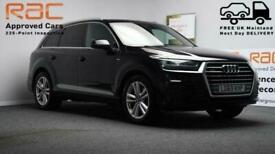 image for 2019 Audi Q7 **7 SEATS + VIRTUAL COCKPIT** 3.0 TDI QUATTRO S LINE 5d 282 BHP ***