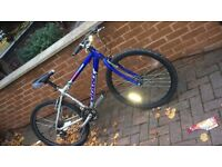 GAINT MOUNTAIN BIKE looking to swap for 2 bmx