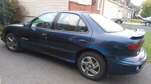 2000 Pontiac Sunfire SE Berline