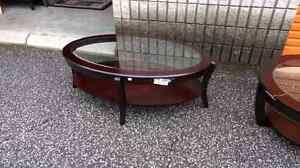 Coffee tables, Factory Clear outs,