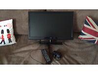 22 inch TV/DVD combi