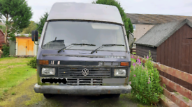 VW LT35 Campervan, 2 berth, 1992, Non runner, Ideal project