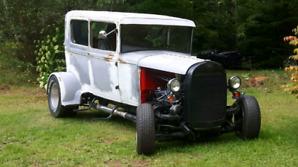 1929 Ford Hotrod
