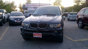 2004 BMW X5 3.0i SUV, Crossover..ONE CHINESE OWNER ALL ORIGINAL