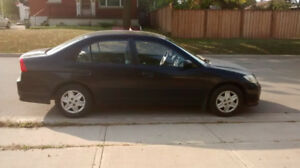 2005 Honda Other DX SSRS Sedan