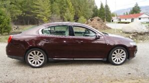 Fully Loaded 2009 Lincoln MKS