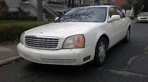 2003 Cadillac DeVille Northstar Sedan Cuire, Prix Seulement 995$
