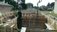 Concrete Forming for Commercial and Residential Projects