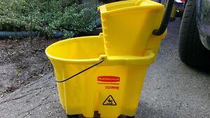 NEW - Rubbermaid mop bucket Kitchener / Waterloo Kitchener Area image 1