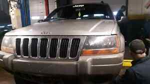 2000 jeep grand charokee laredo 4x4