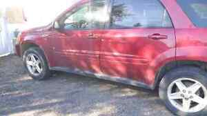 Red 2006 Equinox for sale
