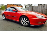 L@@K 2004 PEUGEOT 406 COUPE HDI - MOTED £850