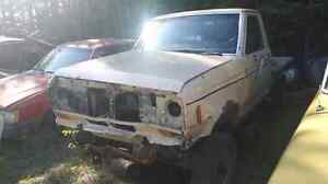 86 FORD RANGER TURBO DIESEL PARTS Prince George British Columbia image 1