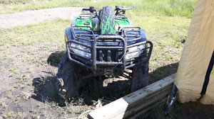 2012 arctic cat mud pro limited