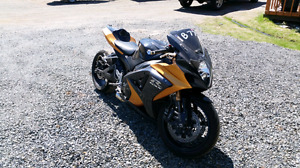 2008 GSXR 1000 - Street / Strip Ready