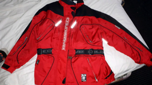 Brand new Coldwave 3m insulated layered snowmobile jacket