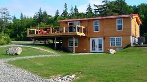 MIRA BRADAN WATERFRONT RETREAT CAPE BRETON