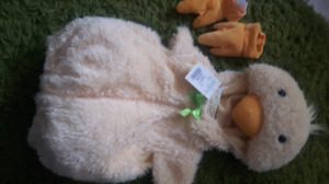 Baby chick costume  Great for Easter pics 6-9months