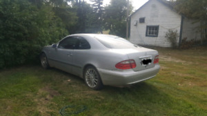 Mercedes Benz clk 320 Trade for a truck!